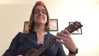 Hang On Little Tomato - ukulele, heirloom