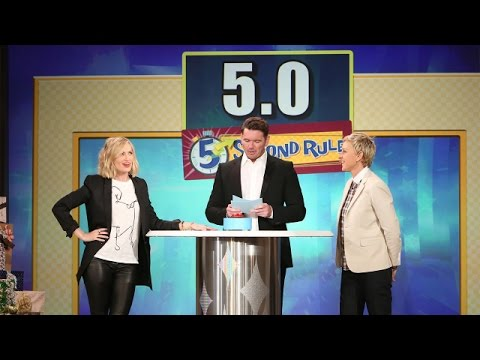 5 Second Rule with Beth Behrs