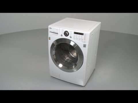 LG Washer Disassembly