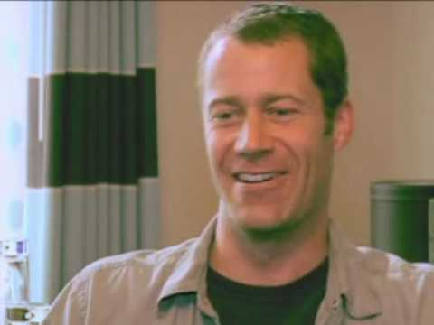 Eureka - Q&A - Colin Ferguson Video