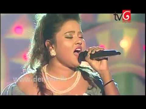 Hum Tere Bin Ab Reh Nahii Sakte Song By Roshan And Upeka @ Derana Star City ( 21-02-2016 )