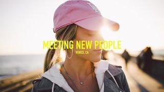 i LOVE meeting new people