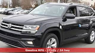 New 2019 Volkswagen Atlas Gaithersburg MD Bethesda, MD #19L575