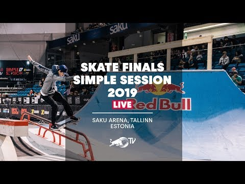 Skate Finals I Simple Session 2019
