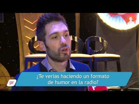 Dani Martínez habla con prnoticias sobre el fichaje de Manu Carreño por 'Tiempo de Juego' (COPE)