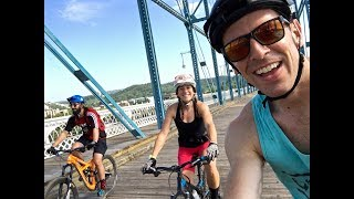 OH WHAT A DAY! Sampling Chattanooga's Goods (Trails included!) | Redemption17 | Ep. 20