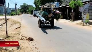 Những chiếc xe ngựa cuối cùng trên đất Bình Định (VOA)