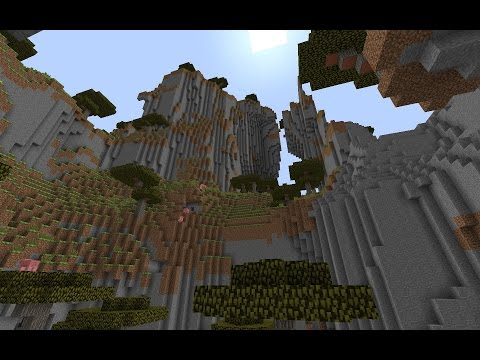 Minecraft 1.7.2-1.7.9 SEED - ALL BIOMES Temples w/ DIAMONDS Villages, Spawners w