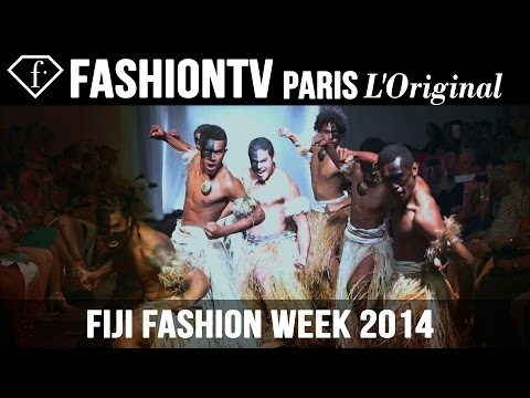 Fiji Fashion Week 2014 - Highlights | Fashiontv video