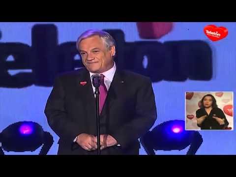 Chascarro De Presidente Piñera(Minuto 2:41)
