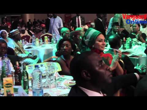 Goodluck Jonathan's speech at Vanguard Awards 2015