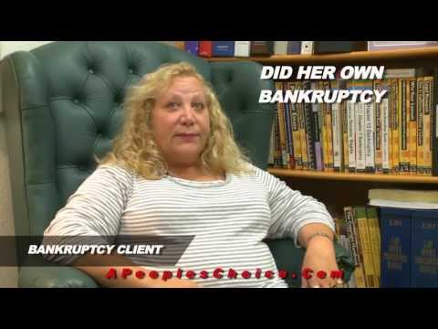 Ventura Bankruptcy Petition Preparer Assists Consumer Prepare Emergency Bankruptcy