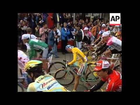 Tour de France winner found dead