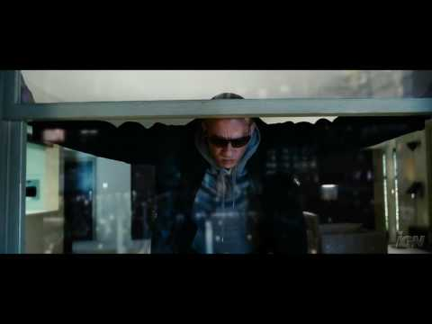 Mashup of every major action flick from 2009