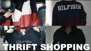 COME THRIFT SHOPPING WITH ME!