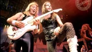 Watch Iron Maiden Black Bart Blues video