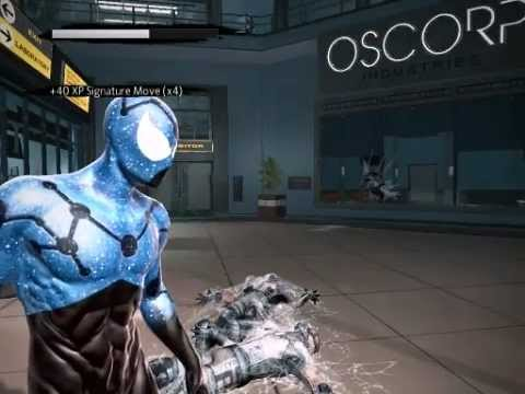 The Amazing Spider-Man Ultimate Cosmic Spider skin