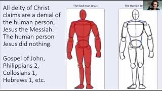 Video: Historical development of Christian Trinity, Jesus-Man & Jesus-God-Yahweh - Bill Schlegel (Restoration Fellowship)