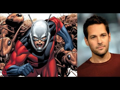 Marvel's Ant Man Begins Production After Years Of Development - AMC Movie News