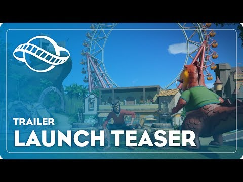 Planet Coaster Announcement Trailer