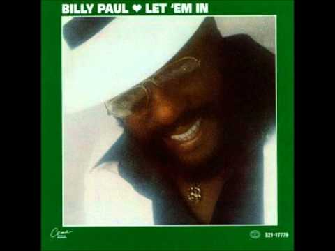 Billy Paul - How good is your Game