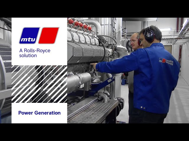 MTU Onsite Energy: Gas Power Systems