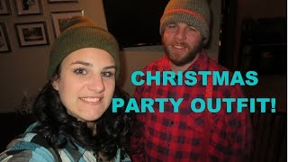 Christmas Party Outfit of the Night! | Our Lives, Our Reasons, Our Sanity