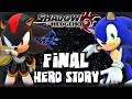Shadow the Hedgehog - (1080p) Part 3 FINAL - Hero Story
