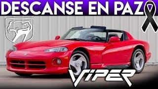 Dodge Viper | Descanse en Paz