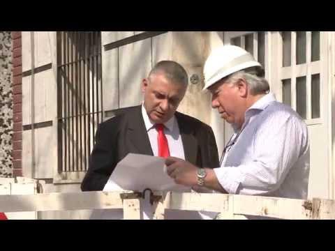 Avanzan obras para mejorar distribución de electricidad en zonas Edesur y Edenor