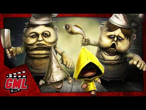 LITTLE NIGHTMARES - FILM COMPLET
