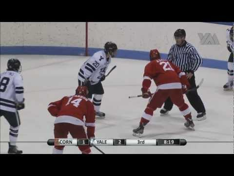 Yale All-Access Live Broadcast: Men's Ice Hockey vs. Cornell