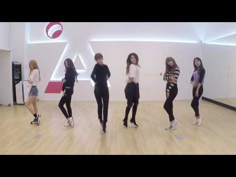 Apink - 내가 설렐 수 있게 Dance Practice (Mirrored)