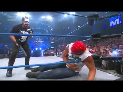 TNA: Sting (The New Joker) & Hulk Hogan Promo