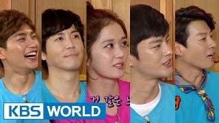 Happy Together - Jang Nara, Seo Inguk, Choi Wonyoung & more! (2015.07.09)