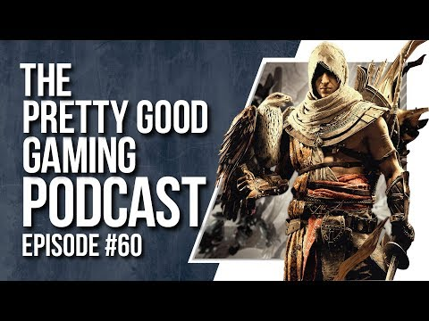 Console exclusives, UNFINISHED stories + much more! | Pretty Good Gaming Podcast #60