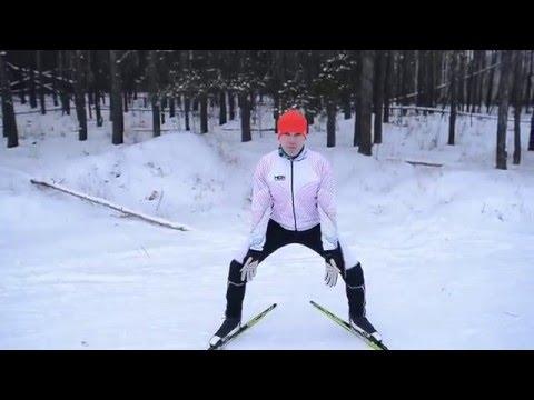 Как Научиться Коньковому Бегу На Лыжа