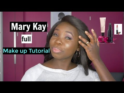 Mary Kay Full Makeup Tutorial 2017