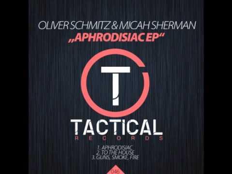 Oliver Schmitz & Micah Sherman -- To the house (Original Mix) TR046