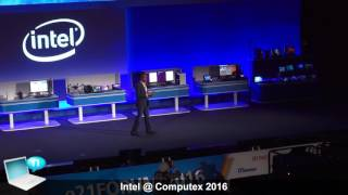 Intel Computex 2016: Kaby Lake, Apollo Lake, Core i7-6950X Extreme and Xeon E3-1500 v5