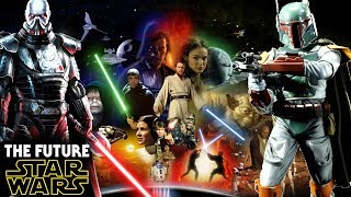 Disney's Plan The Future Of Star Wars! (Star Wars News)