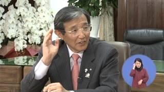仁坂県政 三期目の抱負の写真