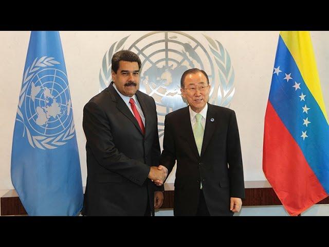 Venezuela apuesta por la solución pacífica en el tema de la disputa territorial con Guyana