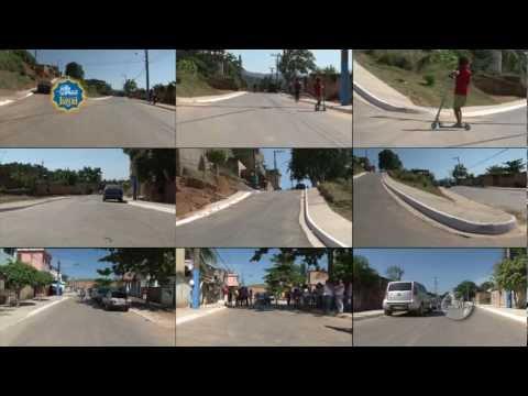 Prefeitura de Japeri entrega ruas asfaltadas no Bairro Mucajá