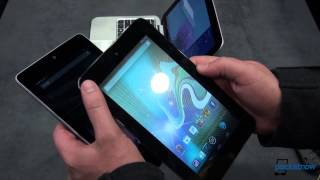 HP Slate 7 vs Google Nexus 7