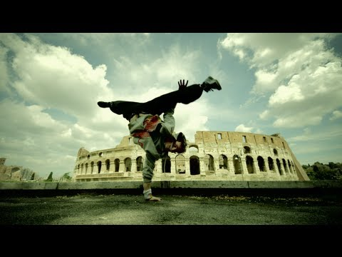 Ryan Doyle freerunning in Rome - Travel Story - Episode 1