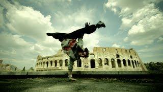 Ryan Doyle freerunning in Rome - Travel Story - Episode 1