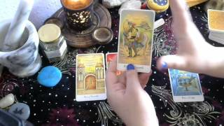 TAURUS June 2017 Psychic Tarot Reading