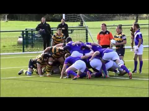 Scottish Police RU v Australian Police RU - Full Match - UK Tour 2015 Game 2