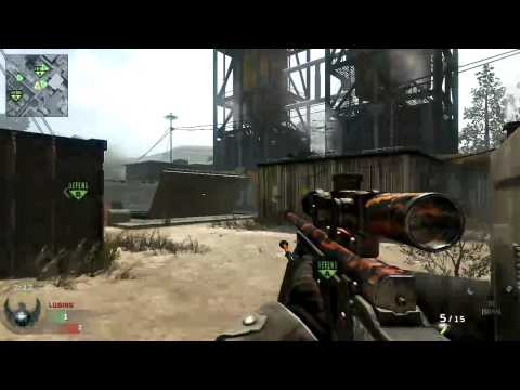 First Commentary, S&d Snipers Only 4114 Server video